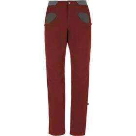 E9 Rondo Dump lange broek Heren rood